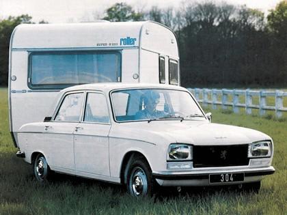 1969 Peugeot 304 4
