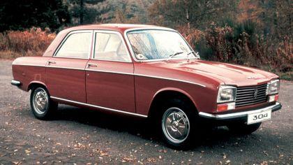 1969 Peugeot 304 9