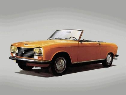 1970 Peugeot 304 cabriolet 1
