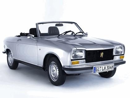 1970 Peugeot 304 cabriolet 2