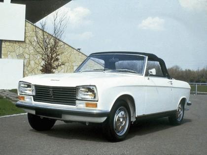 1970 Peugeot 304 cabriolet 3