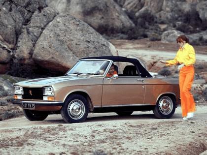 1970 Peugeot 304 cabriolet 4