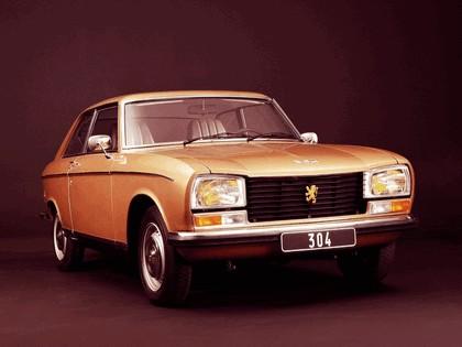 1970 Peugeot 304 coupé 1