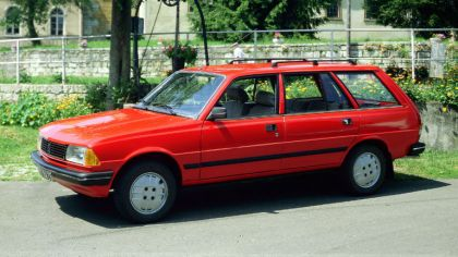 1983 Peugeot 305 Break 5