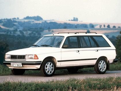 1983 Peugeot 305 Break GTX 1