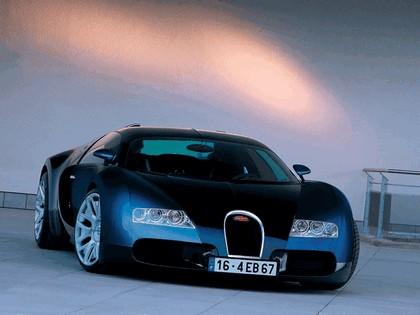 2005 Bugatti Veyron 16.4 21