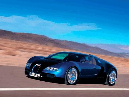 2005 Bugatti Veyron 16.4 22