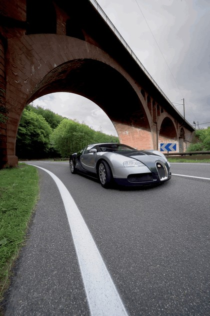 2005 Bugatti Veyron 16.4 45