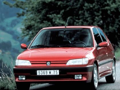 1993 Peugeot 306 3-door 1