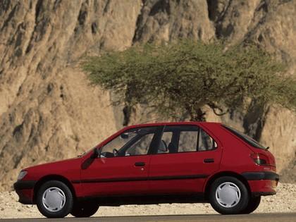 1993 Peugeot 306 5-door 2