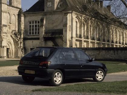 1993 Peugeot 306 5-door 3