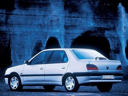 1994 Peugeot 306 sedan 2