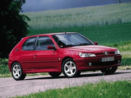 1997 Peugeot 306 3-door 1