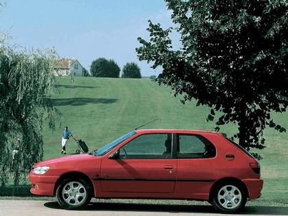1997 Peugeot 306 3-door 2