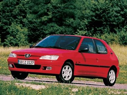 1997 Peugeot 306 3-door 3