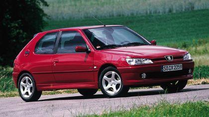 1997 Peugeot 306 3-door 5