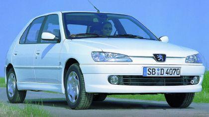 1997 Peugeot 306 5-door 5