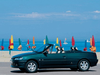 1997 Peugeot 306 cabriolet 2