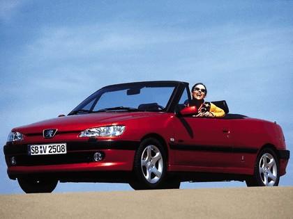 1997 Peugeot 306 cabriolet 4