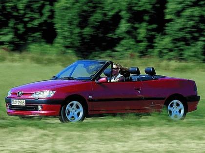 1997 Peugeot 306 cabriolet 7