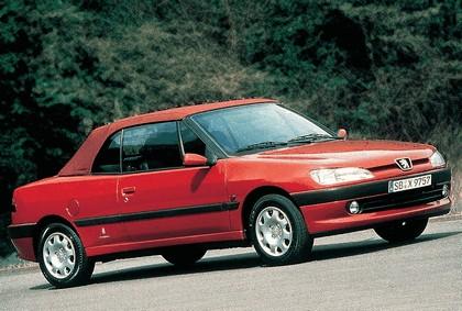 1997 Peugeot 306 cabriolet 8
