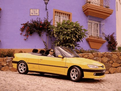 1997 Peugeot 306 cabriolet 9