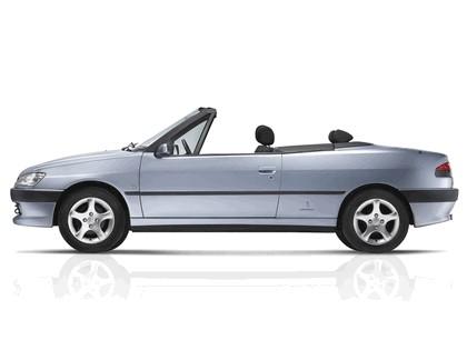 1997 Peugeot 306 cabriolet 11