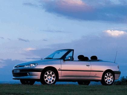 1997 Peugeot 306 cabriolet 14