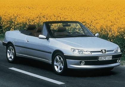 1997 Peugeot 306 cabriolet 15