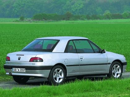 1997 Peugeot 306 cabriolet 16