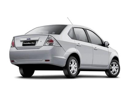 2010 Ford FiestaMax One sedan 2
