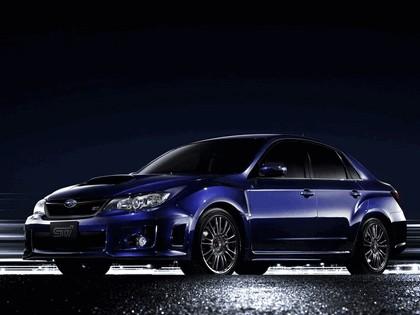 2010 Subaru Impreza WRX STi sedan A-Line 1