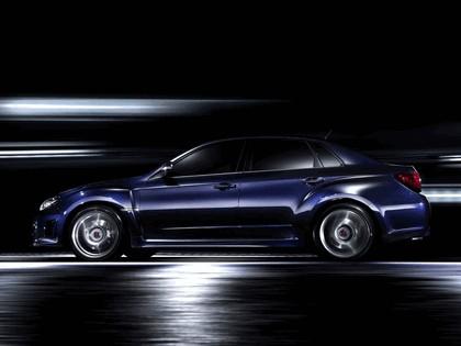 2010 Subaru Impreza WRX STi sedan A-Line 2