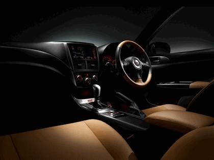 2010 Subaru Impreza WRX STi sedan A-Line 4