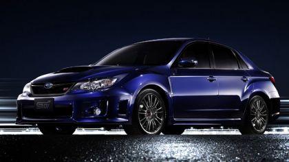 2010 Subaru Impreza WRX STi sedan A-Line 3