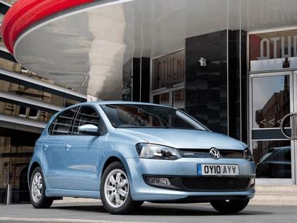 2010 Volkswagen Polo 5-door BlueMotion - UK version 1