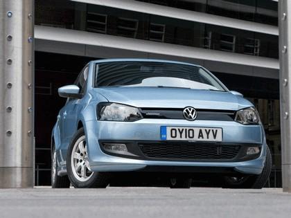 2010 Volkswagen Polo 5-door BlueMotion - UK version 2
