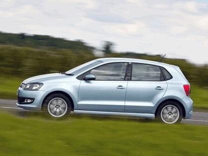 2010 Volkswagen Polo 5-door BlueMotion - UK version 5