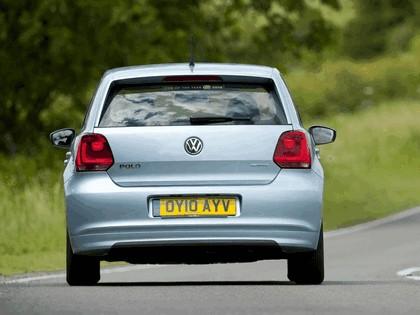 2010 Volkswagen Polo 5-door BlueMotion - UK version 6