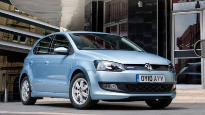 2010 Volkswagen Polo 5-door BlueMotion - UK version 6