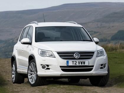 2010 Volkswagen Tiguan R-Line - UK version 10