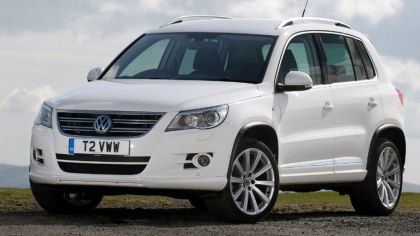 2010 Volkswagen Tiguan R-Line - UK version 8