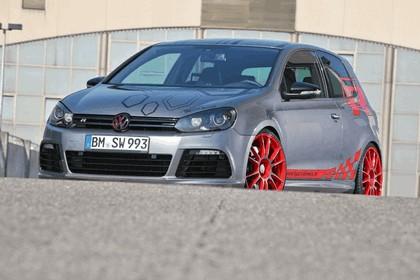 2010 Volkswagen Golf VI R by Sport-Wheels 1