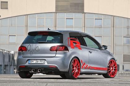 2010 Volkswagen Golf VI R by Sport-Wheels 9