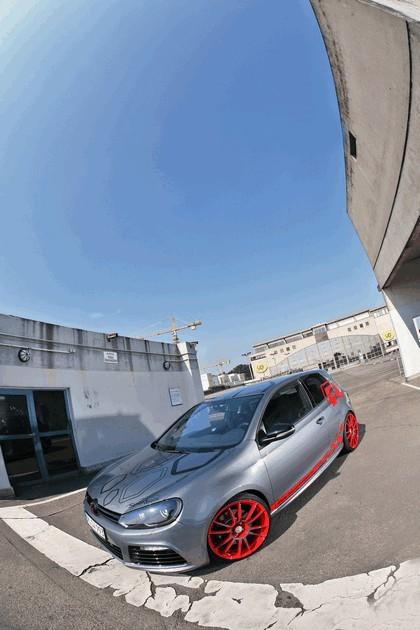 2010 Volkswagen Golf VI R by Sport-Wheels 10