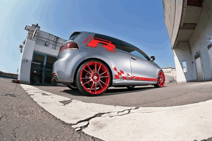 2010 Volkswagen Golf VI R by Sport-Wheels 13