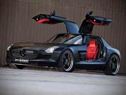 2010 Mercedes-Benz SLS Black Edition by Kicherer 1