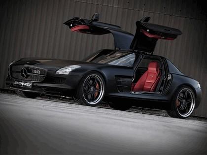 2010 Mercedes-Benz SLS Black Edition by Kicherer 2