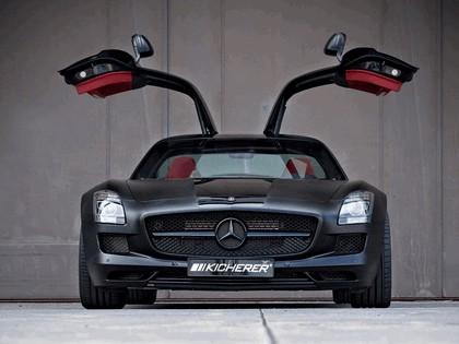 2010 Mercedes-Benz SLS Black Edition by Kicherer 4