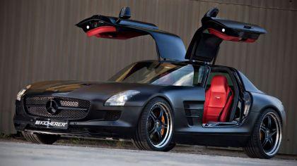 2010 Mercedes-Benz SLS Black Edition by Kicherer 5